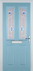 Duckegg-Blue-Composite-Door-2-panel-Angle-High-Security