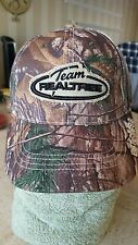 TEAM REALTREE CAMO BASEBALL CAP. (NEW WITH TAGS)