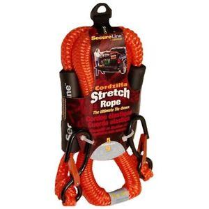 Crawford-Lehig<wbr/>h CZB5   5-Feet Cordzilla Stretch Rope, Orange