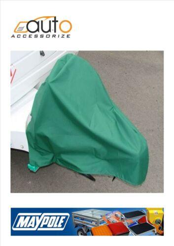 Maypole Caravana de enganche de remolque Remolque Verde Universal Cubierta Transpirable MP9258