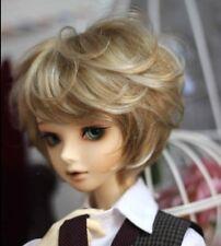 """1/6 1/8 bjd 5-6"""" head doll wig 2 colors mixed AE Lati Tiny W-176XS"""