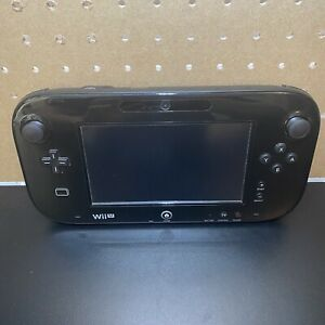 Nintendo Wii U WUP-010 Replacement Gamepad Only Tested-Good Condition-Free Ship!