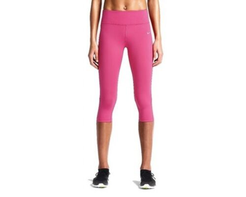para L Casual Yoga Nike Capris M S Crops mujer Nuevo Epic Gym Cool Pink Running q8UxUfwtg