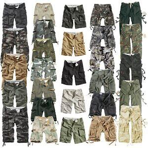 ★ Surplus Raw Vintage Airborne Trooper Legend Engineer Cargo Shorts Bermuda ★