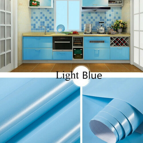 Cabinet Premium Pearlized Home Decor Vinyl Stickers Wallpaper Wall Decal
