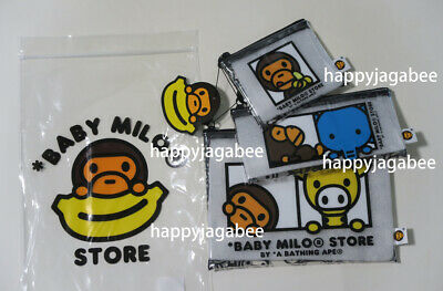 * A BATHING APE BABY MILO STORE Goods BABY MILO AIRPODS CASE Yellow New
