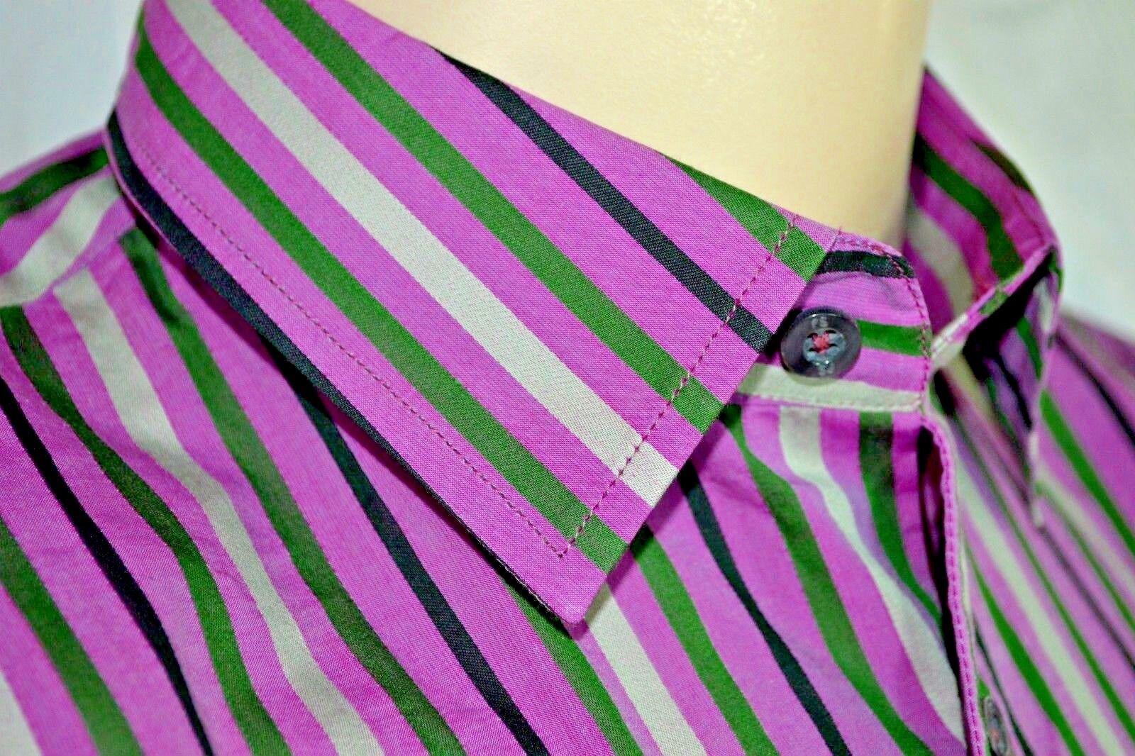 NEU   PAUL SMITH London  mens shirt Herren Hemd chemise M 39 40 neu  NEW