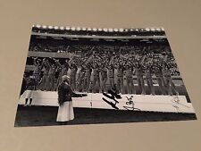 DDR FUßBALL OLYMPIASIEGER 1976 signiert signed Photo 15x20 Autogramm