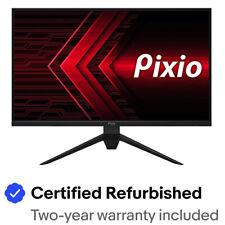 Pixio PX278 27 inch 144Hz 1440p 1ms HDR AMD Freesync eSports Gaming Monitor