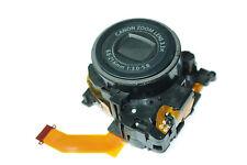 CANON POWERSHOT A495  ZOOM UNIT ASSEMBLY OEM  Black Lens Focus Part