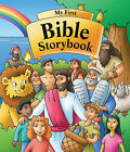 My First Bible Storybook by Concordia Publishing House (Hardback, 2011)