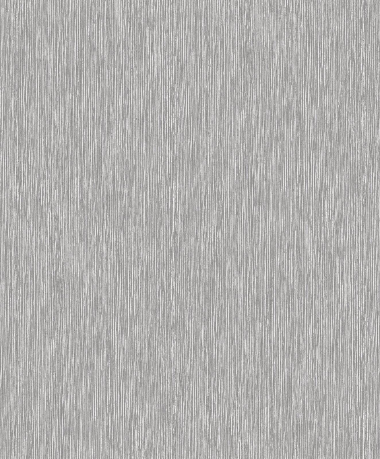 Vlies Tapete Uni Struktur grau silber 3611-30 Vertical Art   eBay