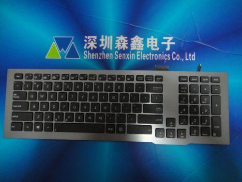 New Asus G75 G75V G75VW-BBK5 Series US English Backlit Keyboard 0KNB0-9414UI00