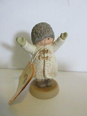 1991 Enesco Memories Of Yesterday Figurine-Friendship Has No Boundaries-New