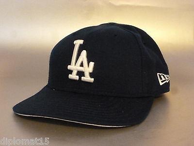 Realistisch Original New Era Cap Mlb Los Angeles Dodgers Size 7 1/4 Dinge Bequem Machen FüR Kunden Baseball & Softball