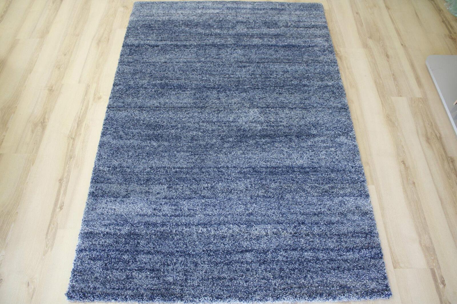 ASTRA samoa tapis 6870 150 020 bleu 240x300cm NEUF
