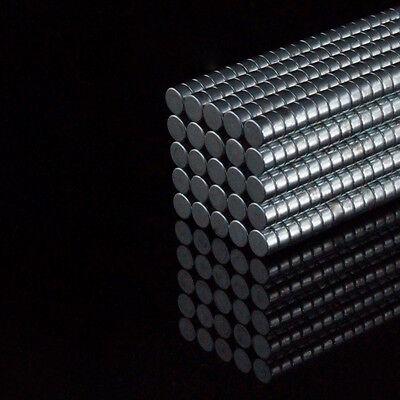 Aggressiv 5x Neodym Scheiben Magnete Ø4 X 2 Mm N45 420g Haftkraft Ndfeb D4x2 Mm Rund Mit Traditionellen Methoden