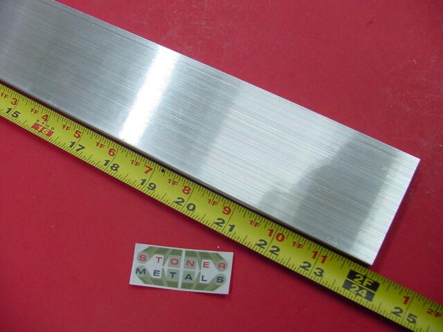 "3//4/"" Aluminum 6/"" x 24/"" Bar Sheet Plate 6061-T6 Mill Finish"