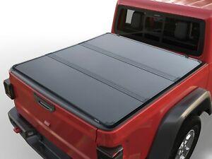 Vanguard Hard Tri Fold Fits 16 20 Toyota Tacoma 5ft Tonneau Cover Ebay