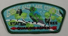 Great Salt Lake Council 2016 Lodge Auction Donation csp Mint Cond FREE SHIPPING