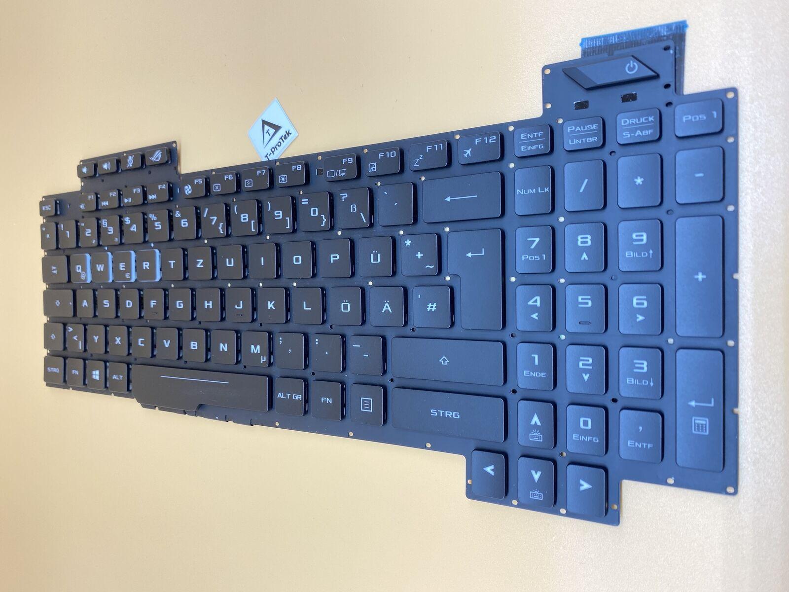 Online Rabattverkauf DE Tastatur Keyboard mit Beleuchtung komp ...