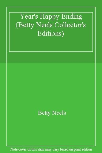 Year's Happy Ending (Betty Neels Collector's Editions),Betty Neels