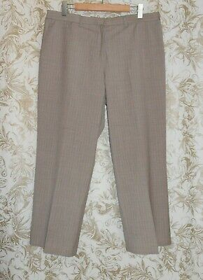 Shop Kasper Women's White Size 12 Linen Straight Leg Dress