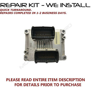 Details about Repair Kit for 2004-2007 Cadillac CTS or SRX ECU ECM Engine  Computer >MISFIRES