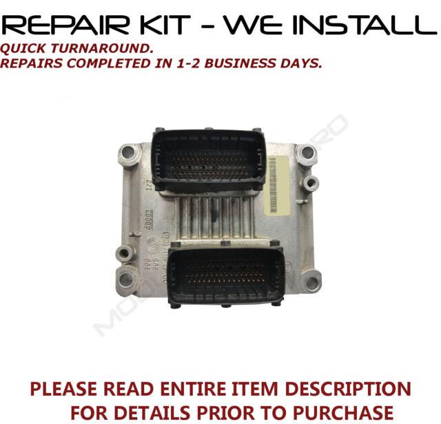 Repair Kit For 2004-2007 Cadillac CTS Or SRX ECU ECM