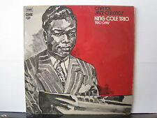 KING COLE TRIO Trio Days Capitol Jazz Classics EMI ONE-UP VINYL LP Free UK Post