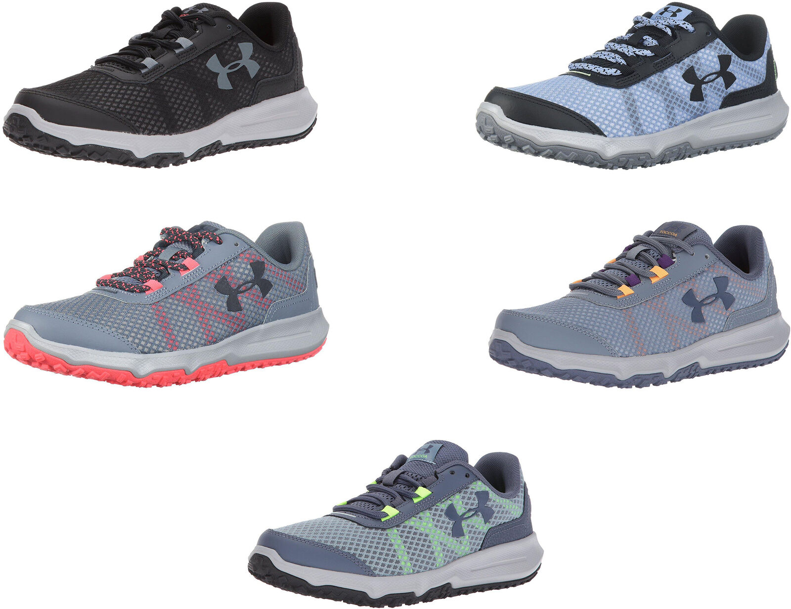 Under Armour Women's Toccoa Shoes, 5 Colors