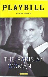 Uma Thurman Signé Parisien Femme Playbill - Pulp Fiction- Kill Bill- LczgTk7Q-09105500-716376475