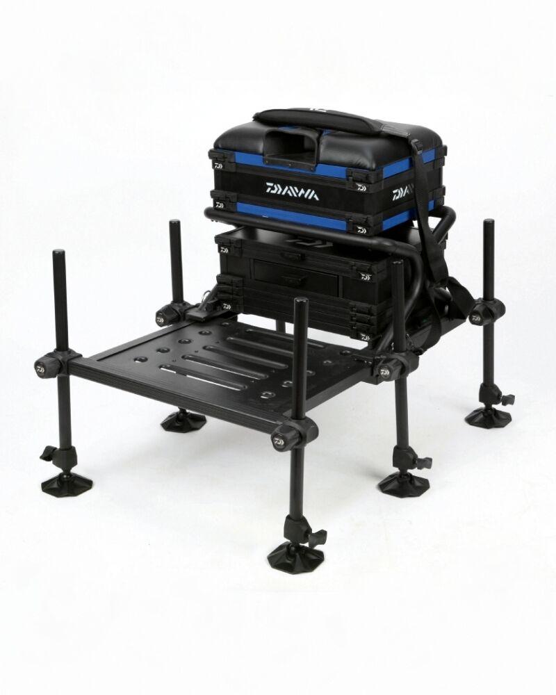 DAIWA TOURNAMENT X 250 SEAT BOX blueE