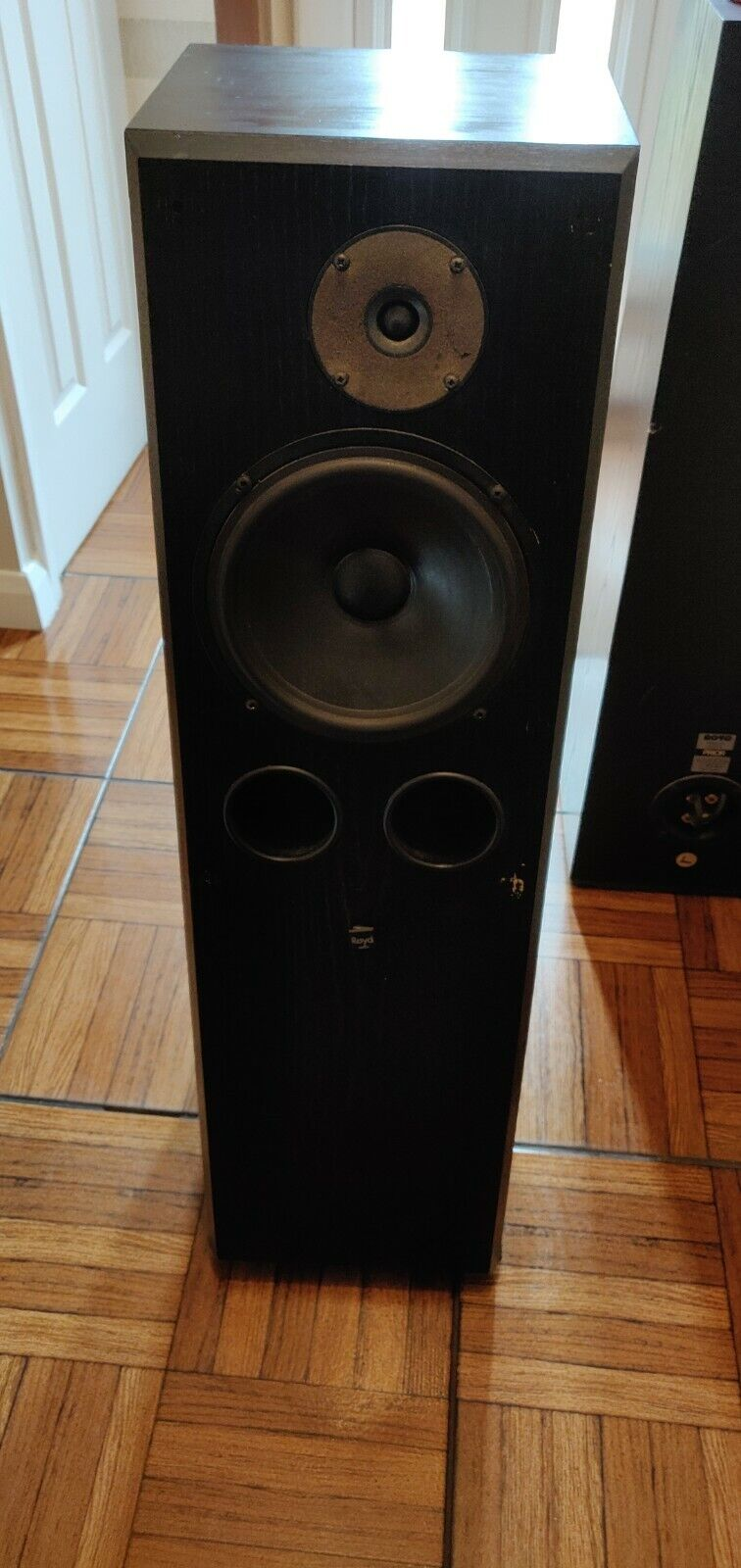 Royd Prior loudspeakers