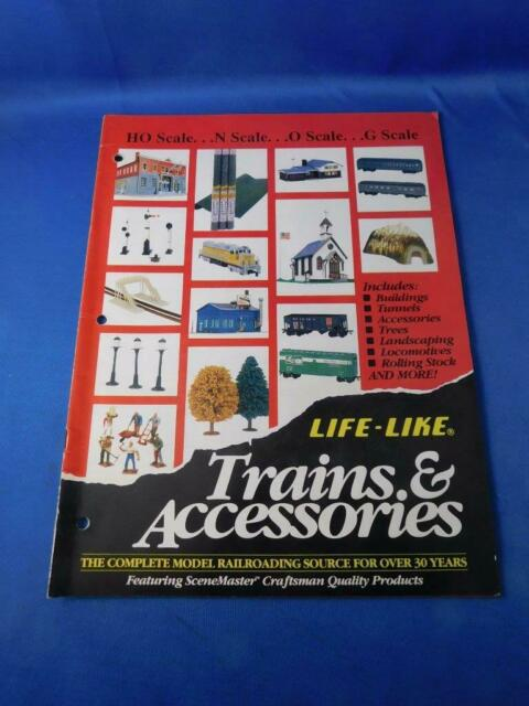 200 - Pc. Life - Like® Super Power Electric Train Set ...  |Life Like Trains And Accessories