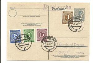 N68-1948-12-Pfg-Dt-Post-Zusatz-Ploen-Holst-gest