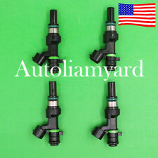 4pcs Herko Fuel Injector FBY1160 INJ613 16600-ED000 For Nissan Versa 2009-2011