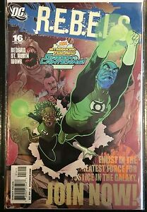 Rebels-Vol-2-16-FN-VF-1st-Print-DC-Comics