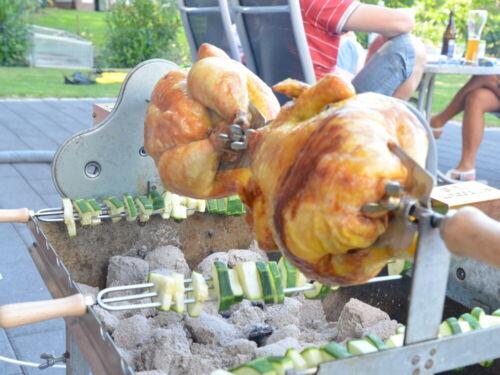 Barbecue Pince//viande parenthèse pour 8 mm Grill brochettes
