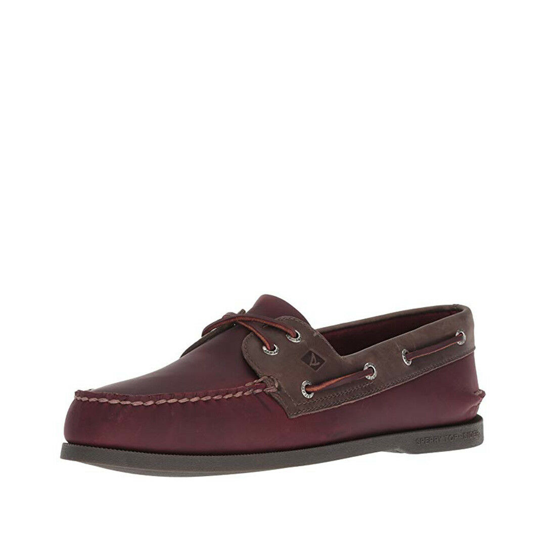 Nouveau Homme Sperry A O 2-Eye PullUp Chaussures Bateau