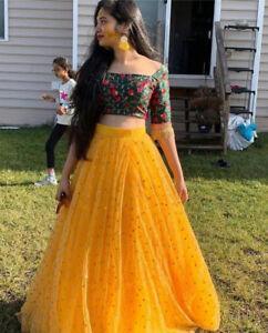 Beautiful Yellow Skirt