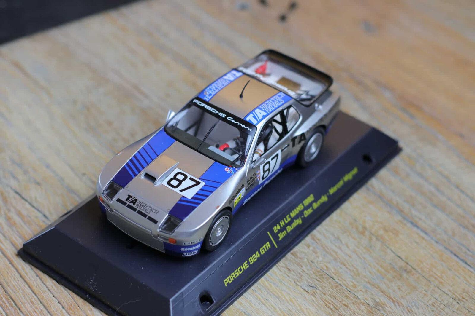 Falcon Slot Slot Slot Cars Porsche 924 GTR Ref  02005 7cefd6
