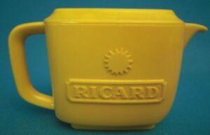 Petite Carafe Ricard En Plastique Ref 292594120643