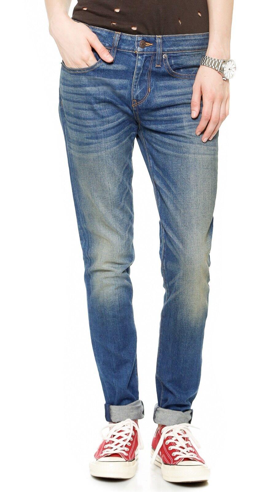 6397 Women's Loose Skinny Medium Dirty Jeans Size 30 Retail