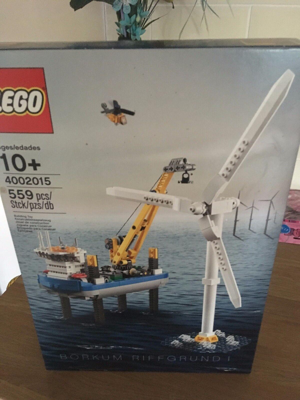 LEGO 4002015  Borkum Borkum Borkum Riffgrund NEW SEALED 194263