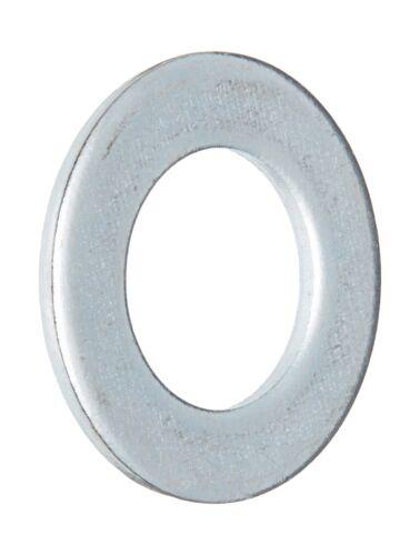 Metric 6.4 mm M6 Screw Size Steel Flat Washer Zinc Plated Finish DIN 125