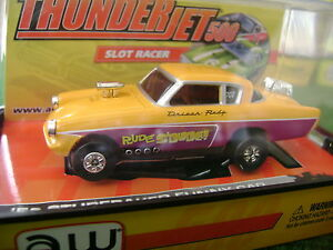 Rare-Sold-Out-Autoworld-Orange-53-Studerbaker-Funny-HO-Slot-Car-Fits-Aurora-Tjet