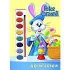 C/Act Paint:Peter Cottontail Colour by Golden Books (Paperback, 2003)