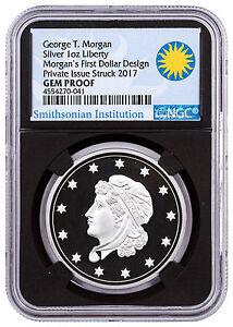 2017-Smithsonian-Morgan-First-Silver-Dollars-1-oz-NGC-GEM-Proof-Black-SKU47350