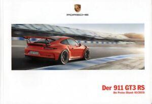 Porsche-911-GT3-RS-Prospekt-brochure-Preisliste-price-list-DEUTSCH-2015